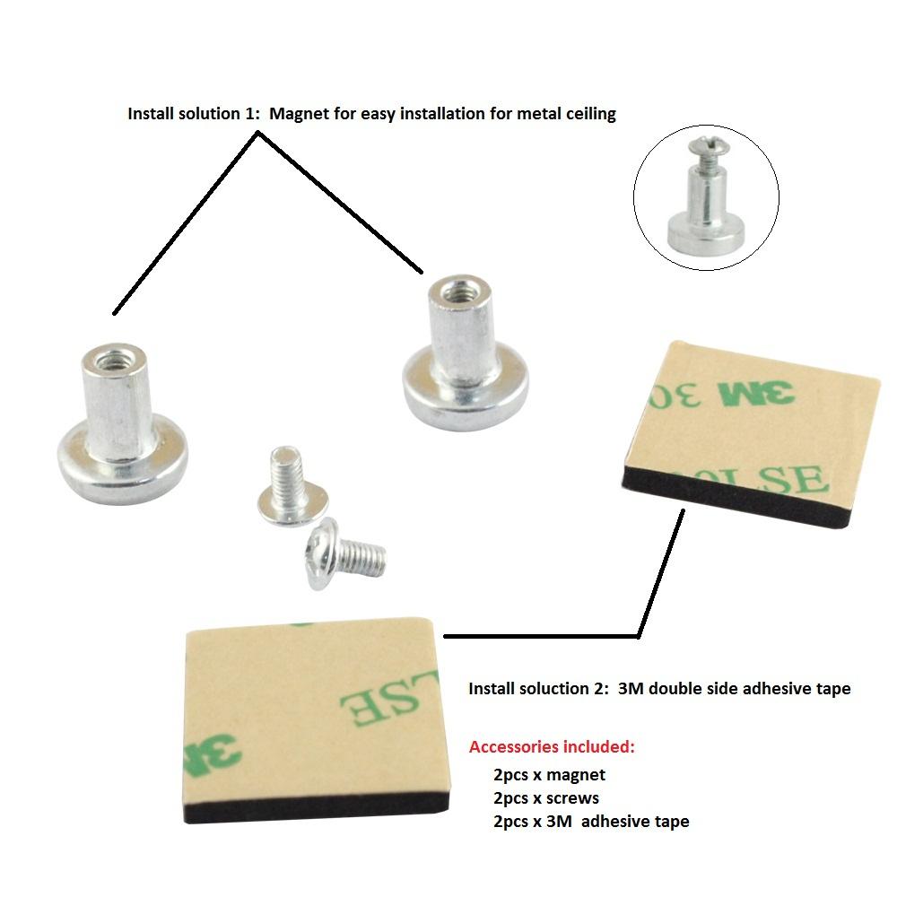 5V USB Warm White To Cool White LED Light Bar For Under Cabinet,Closet