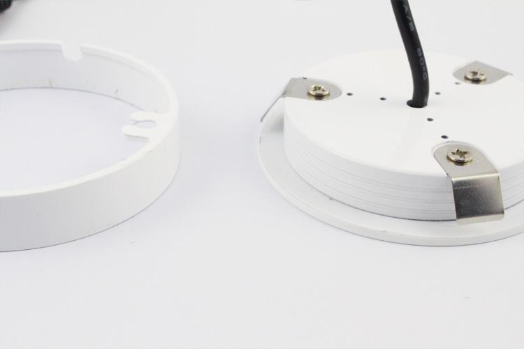 mjjc 12v dimmable led puck lights white. Black Bedroom Furniture Sets. Home Design Ideas
