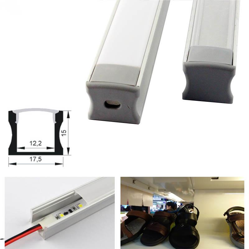 aluminium profiles for led bar strip lighting factory. Black Bedroom Furniture Sets. Home Design Ideas